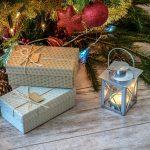 choinka i prezenty